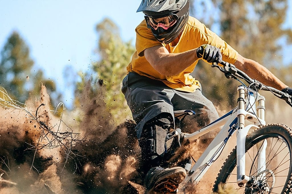 The Schwinn High Timber Youth and Adult Mountain Bikes