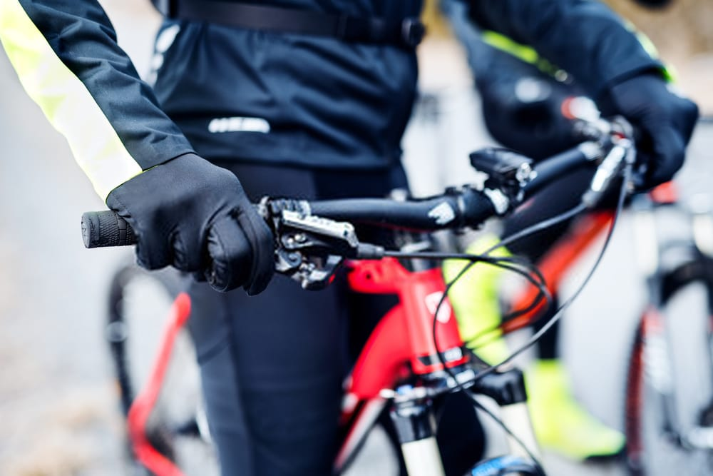 The Castelli Arenberg Gel Cycling Gloves