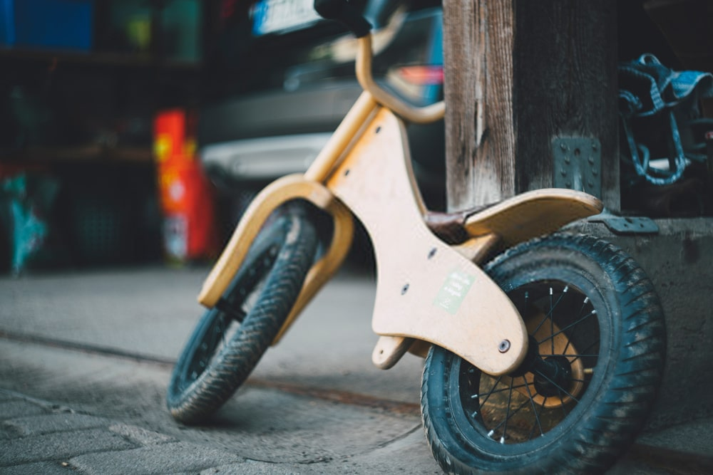 The Early Rider Balance Bikes