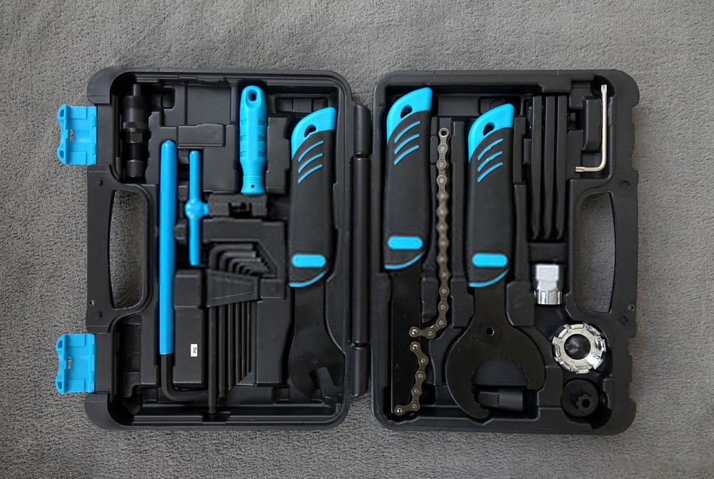 The Ironarm Bike Tool Kits