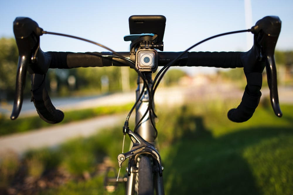 The Cycliq Fly12 Bicycle Cameras