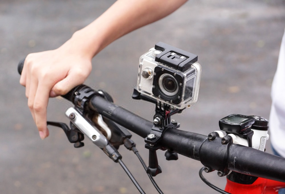 The Garmin VIRB Ultra 30 Bicycle Cameras