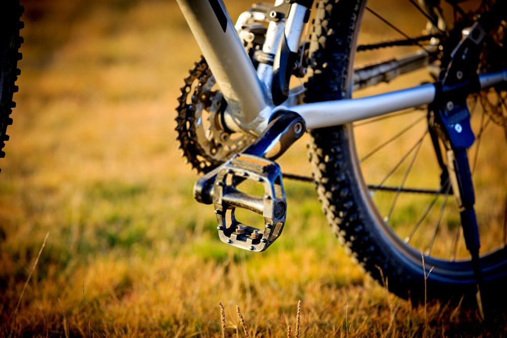 The Puroma Mountain Bike Pedals