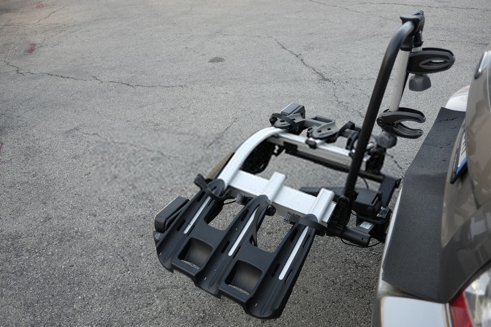 The ROLA 59119 Hitch Cargo Carrier