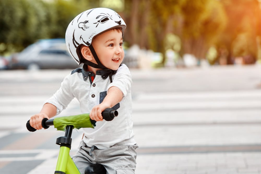 The Razor V-17 Kids Bike Helmets