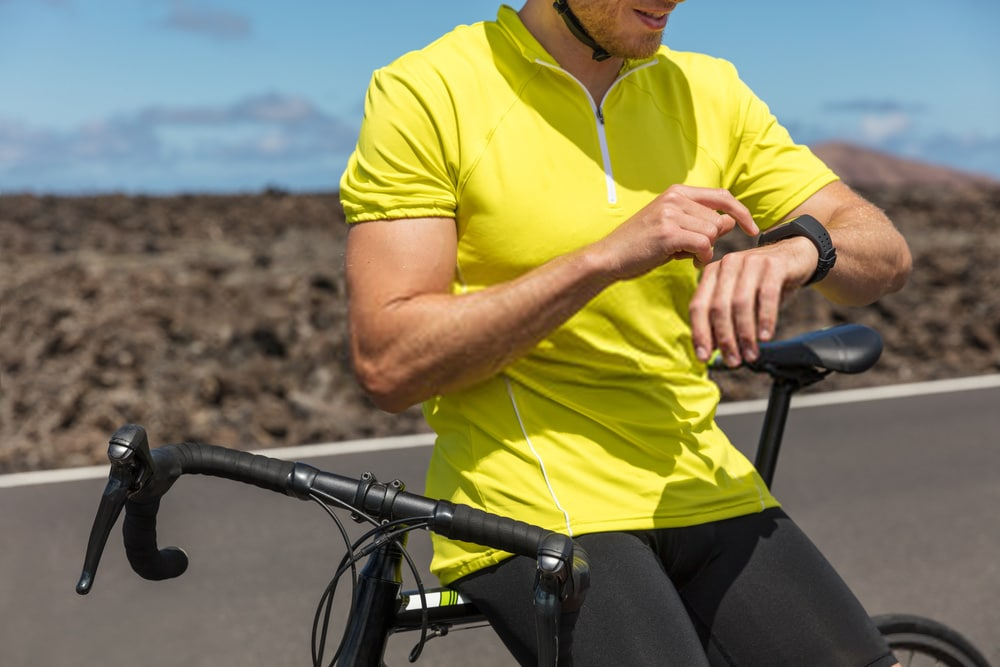 The Wahoo Fitness Tickr Cycling Heart Rate Monitors