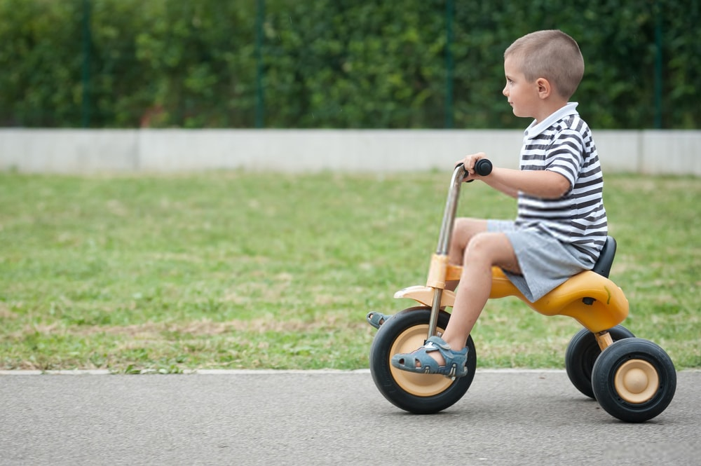 The XJD 3 in 1 Kids Tricycle