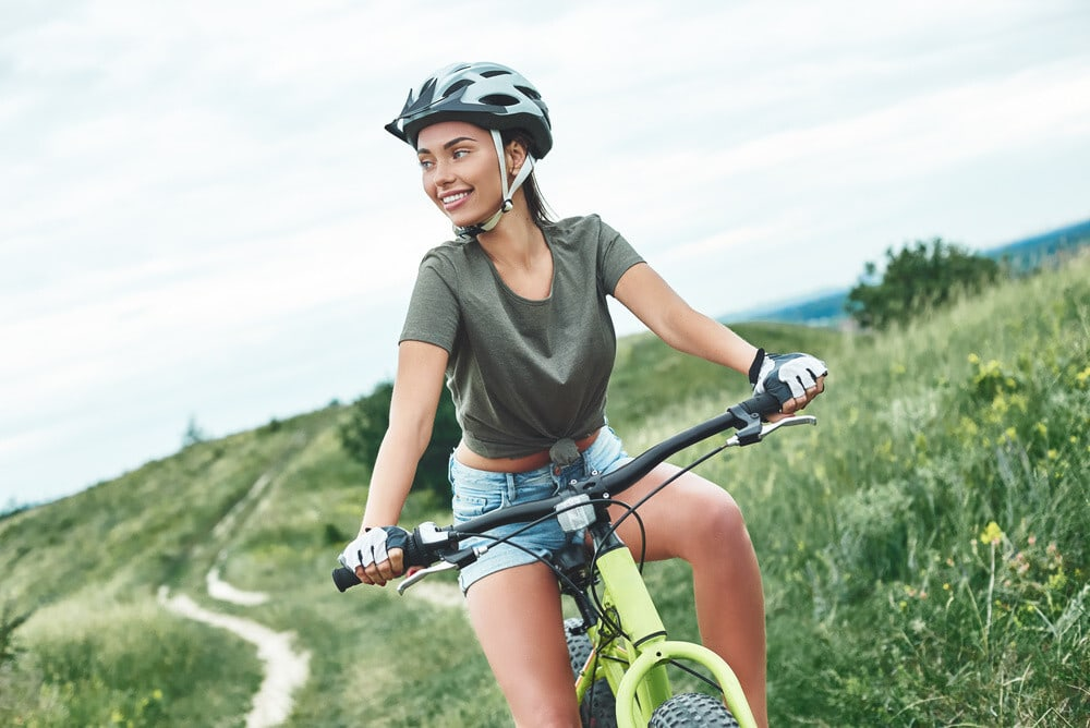 The Schwinn Discover Hybrid Bike