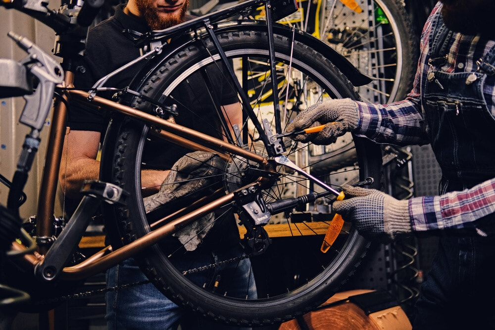 Replace Your Broken Bicycle Chain