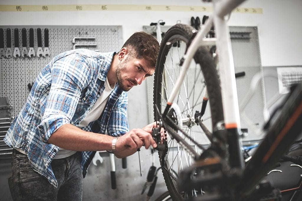 Some Special Bicycle Restoration Tips