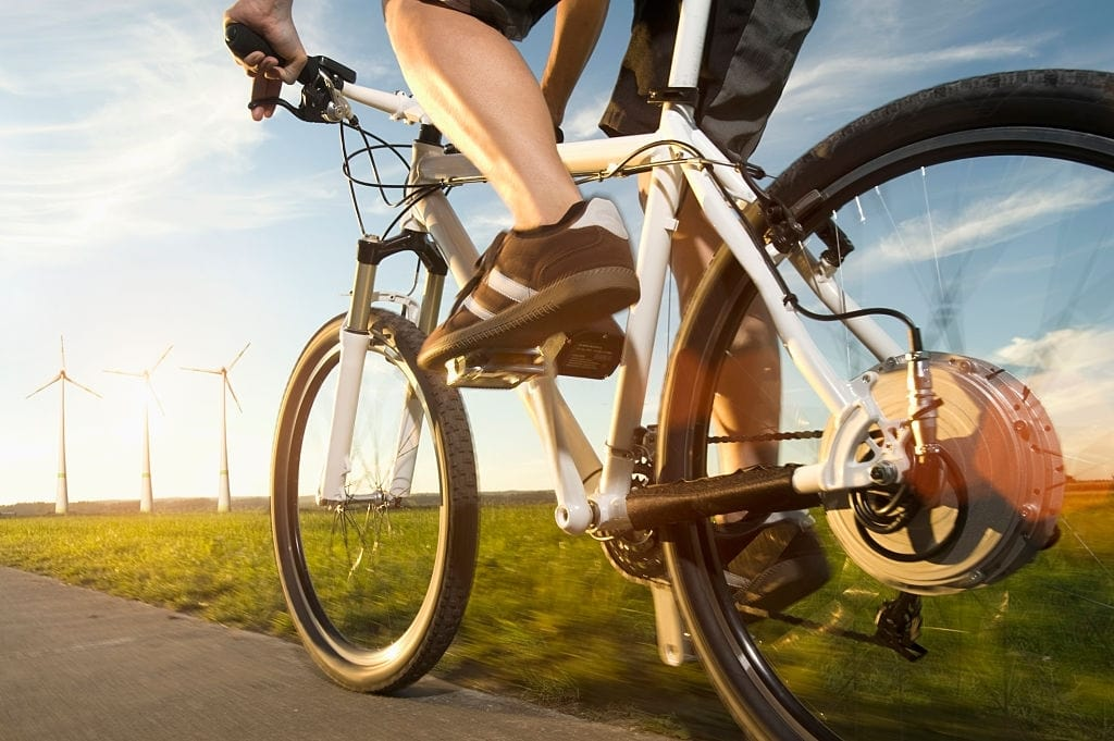 Time To Fill The Air In The Bike Tires - The Signs