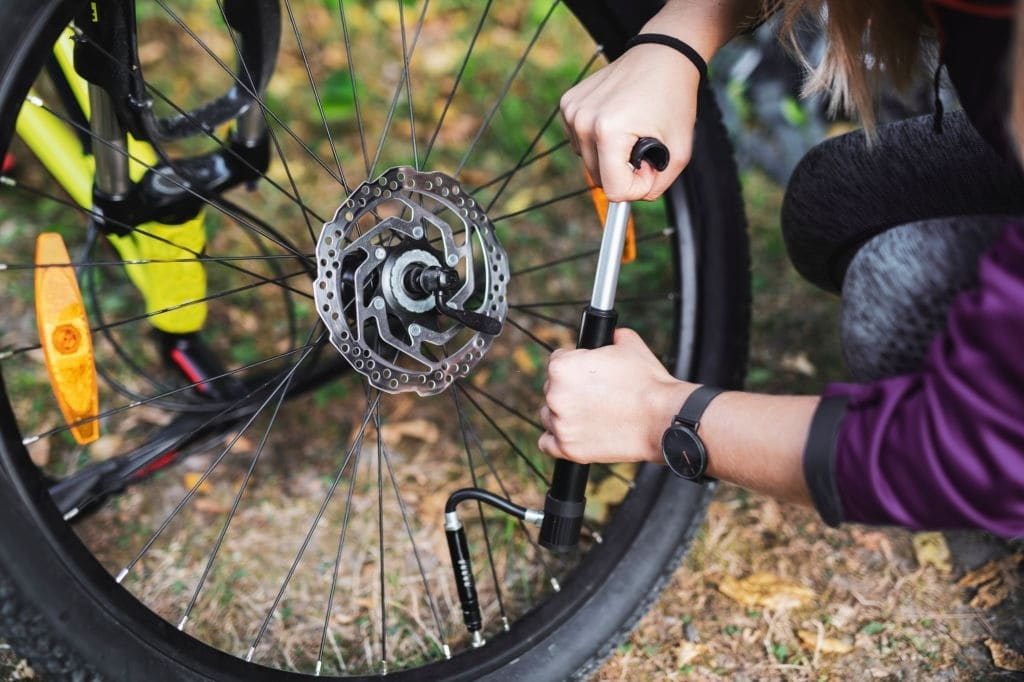 Tools Needed for Inflating Bike Tires