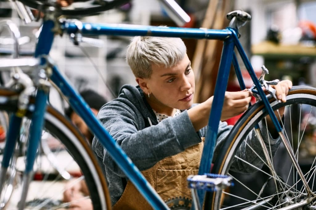 Treatment And Reparation Your Bicycle