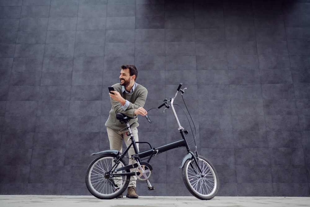 A 24-inch Bike For male riders