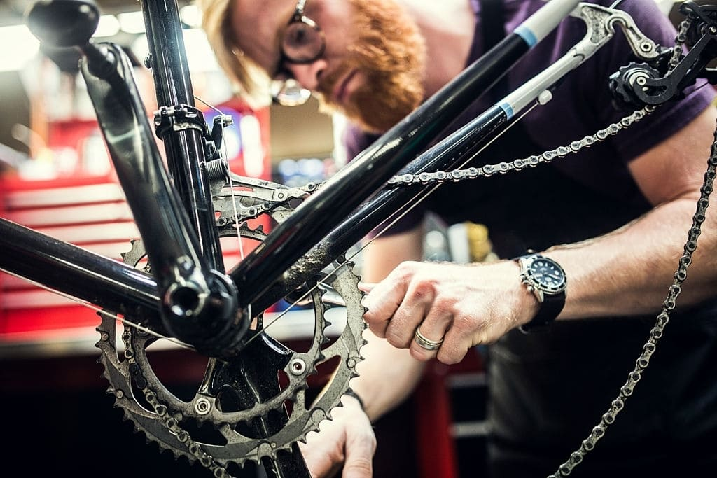 How Does A Bike Chain Work