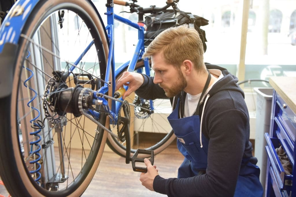How To Fix A Slipped Bike Chain