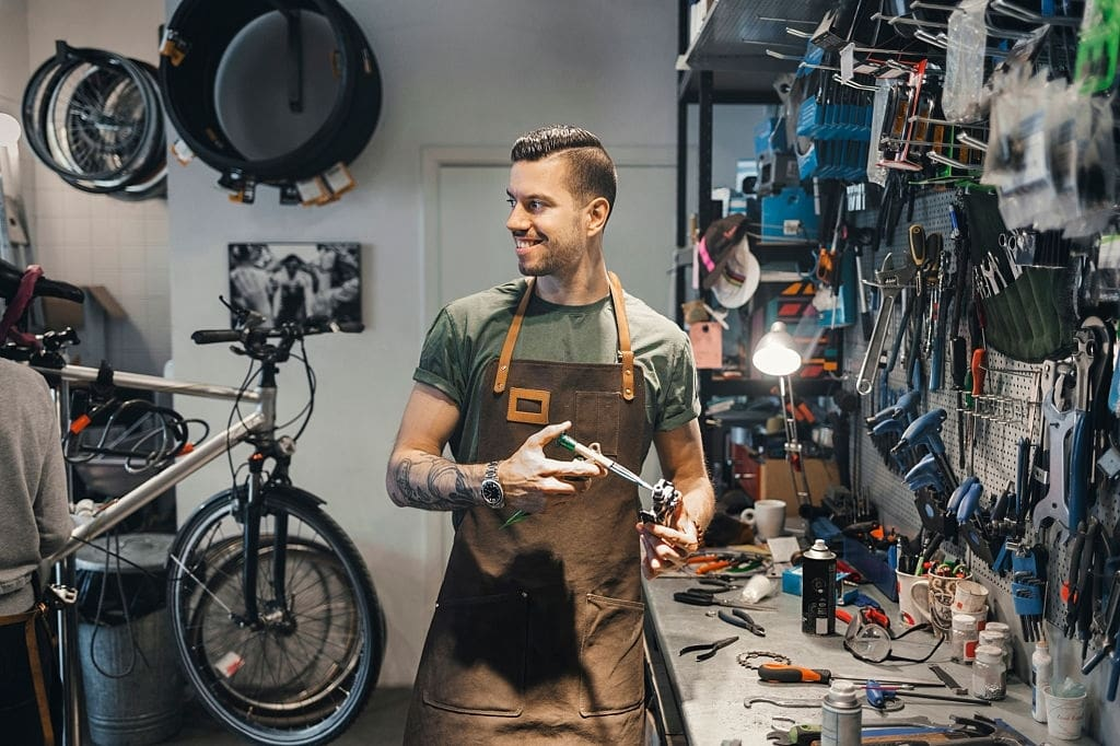 Possible Ways of Getting Bike Grease On Clothes
