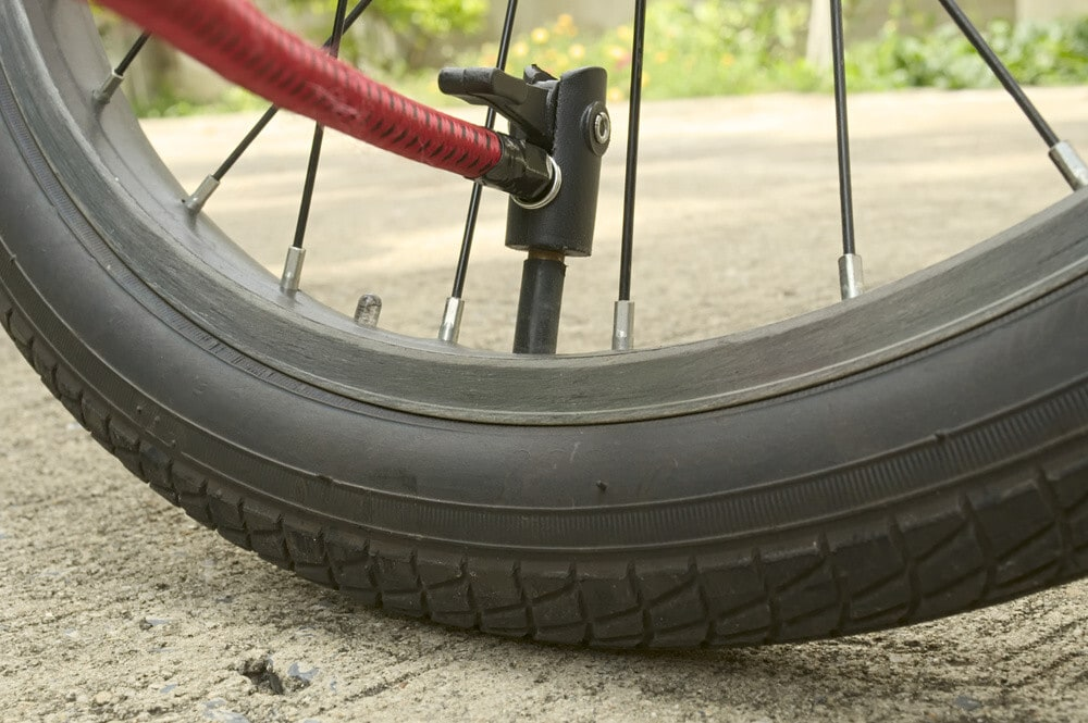 Steps For Bike Tube Replacement