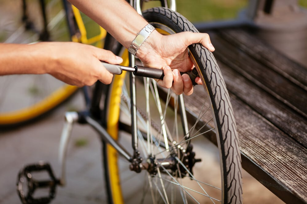 To have the right PSI, you should check and maintain your bike tires regularly
