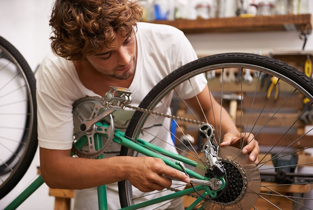 Understanding the position of spokes