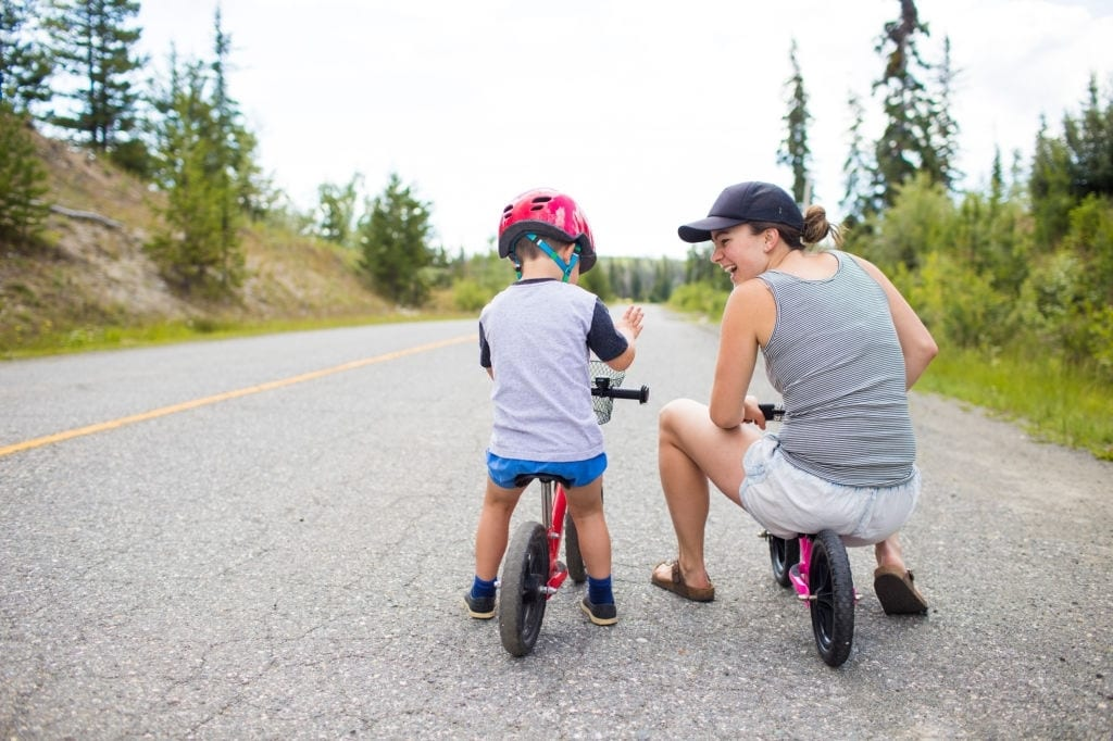 What To Do When Your Child Size Is Between Bike Sizes